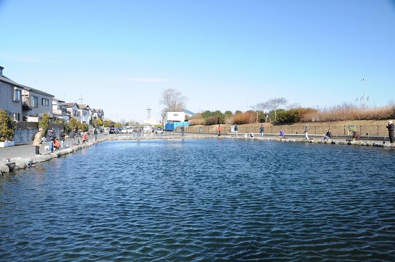 2009年01月04日 朝霞ガーデン