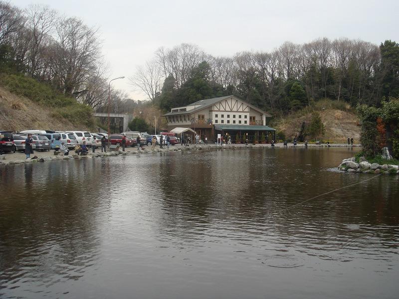 2008年04月05日 Fish on 王禅寺に行ってきました。