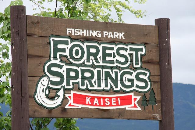 2008年05月03日 開成水辺フォレストスプリングスに行ってきました。